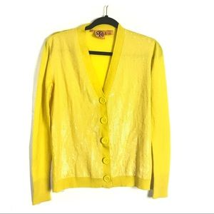 3/$25 Tory Burch Cardigan Sweater